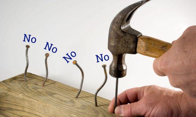 4 razones por las que algunos vendedores, aunque lo intentan, no cierran la venta