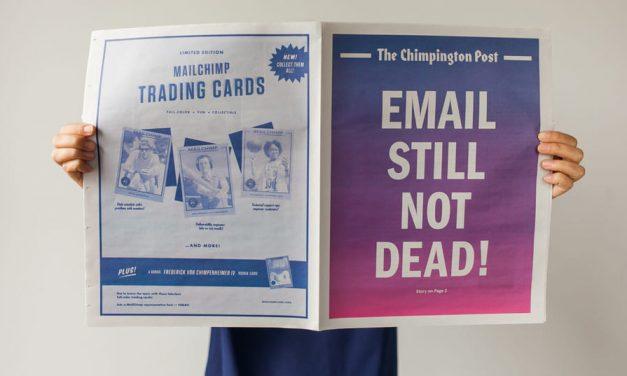 ¿Murió el e-mail como herramienta de ventas?