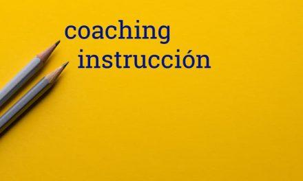 Coaching o instrucción: ¿cuál es la diferencia?