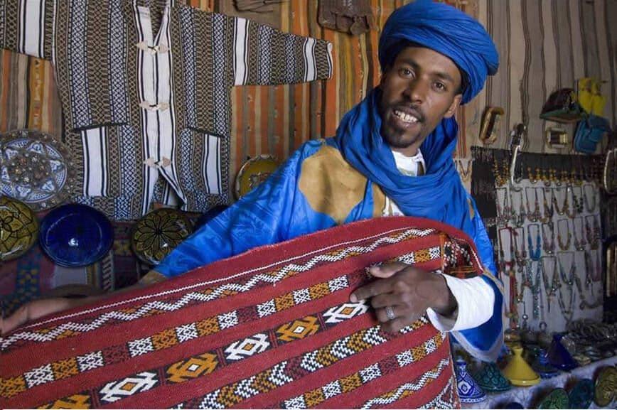 Qué sí y qué no aprender de un vendedor del zoco de Marrakech